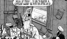 Muhammad Cartoons | Creeping Sharia