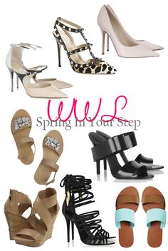8e8190957db5 Wednesday Wish List  Spring In Your Step. Wednesday Wishes