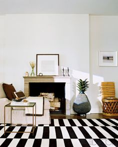 A very calming room by Nate Berkus