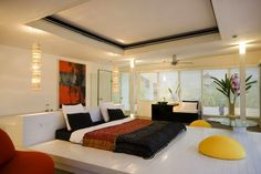 World of Architecture: Exotic Contemporary Style House in Bali by World of Mouth   #worldofarchi #architecture #house #home #contemporary #bali #bedroom