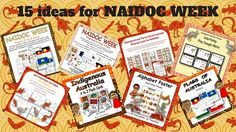 15 ideas for educators to commemorate NAIDOC Week. Links, resources and ideas to commemorate this important week.