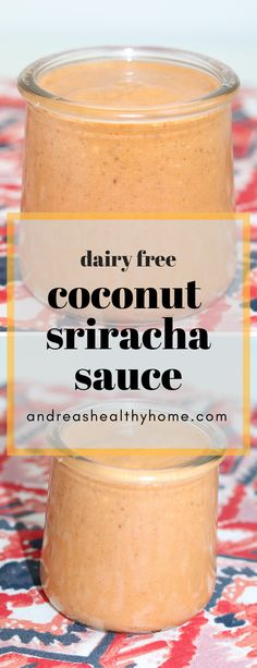 This delicious, slightly spicy, Coconut Sriracha Sauce is the perfect addition to any meal! I love it over rice/veggie bowls, eggs and on salads, but the possibilities are endless! Pin for later! Sriracha Sauce, Sauce Recipes, New Recipes, Recipies, Favorite Recipes, Noodle Recipes, Yummy Recipes, Healthy Recipes, Sauces