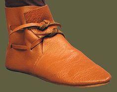 medieval viking   Talbot's Premium Early Medieval/ Viking Turn Boots