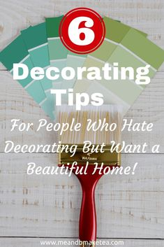 Decorating Tips for