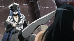 Send this pic to someone You hate! akame ga kill, tatsumi and esdeath, tatsumi… Akame Ga Kill, Chibi, Bleach Fanart, Cool Animations, Best Waifu, Ice Queen, Anime Characters, Fictional Characters, Light Novel