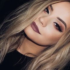 Matte Makeup 64