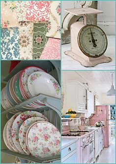 shabby for the kitchen