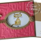 VIDEO: Giggle Greetings Framed Window Card | Stampin Up Demonstrator - Tami White - Stamp With Tami Stampin Up blog