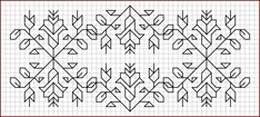Blackwork Embroidery Archives