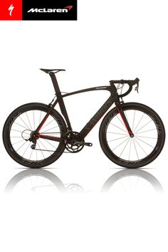 Specialized Venge McLaren! With a very limited production, and for just $18,000, you may be one of the lucky ones to own this!