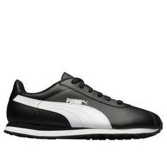 chaussures de sport 68e03 3ff1e Men's PUMA Roma Basic - Black/White/Puma Silver Sneakers in ...