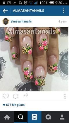 Cool, Nail Colors, Acrylic Nails, Nail Designs, Natural, Flowers, Women, Nail Design, Work Nails
