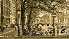 Grachten in Amsterdam. Jhh fotography