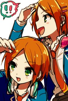 Shining Star, Childhood Friends, Ensemble Stars, Akatsuki, Hinata, Anime Love, Anime Art, Kawaii, Fan Art