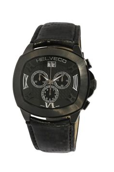 Helveco Locarno Wristwatch via EnL Watches Deluxe Italy. Click on the image to see more!