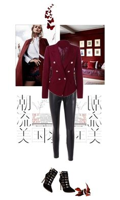 """""""The Chinese factor"""" by theitalianglam ❤ liked on Polyvore featuring Hemingway"""