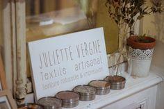 Dans l'atelier de Juliette Vergne