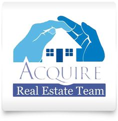 Green compound real estate Logo design - A group of houses behind ...