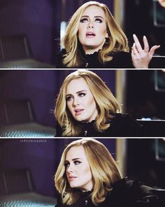My mood whenever I'm at school My study is waaaay to easy for me Adele gets me❤❤❤ . Adele 19, Adele Live, Adele Music, Adele Singer, Adele Daydreamer, Adele Hair, Adele Adkins, Doja Cat, Celebs