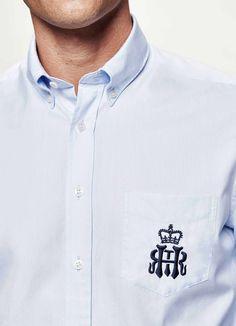 A CarterLa Mens Martine Polo Fashion PoloBlue Shirts Tops QCrdxBtsh
