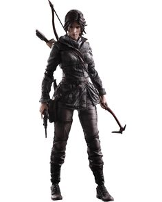 Lara Croft - Rise of The Tomb Raider - Play Arts Kai (Square Enix)