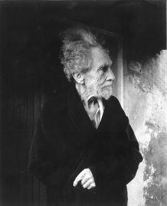 Lisetta Carmi Ezra Pound, 1966