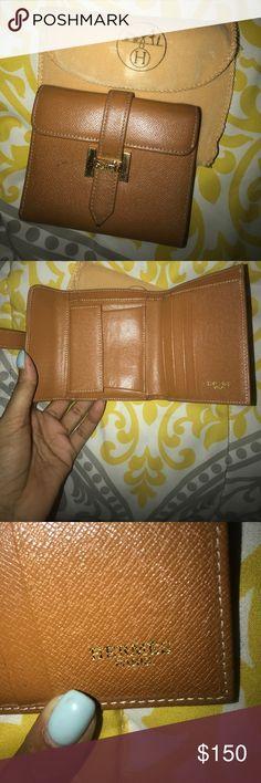 Hermes wallet Used Hermes wallet Hermes Accessories