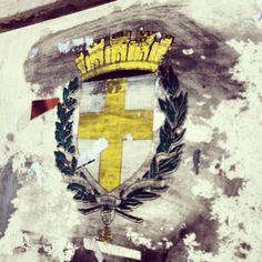 Toulon street art en ville blason