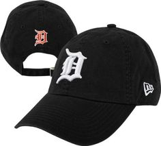 a845d6e1 Detroit Tigers GW920 Adjustable Hat by New Era. $17.99. Soft, durable  cotton twill