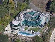 Most Impressive Celebrity Homes