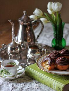 """comtesse-du-chocolat:  """"(via thecharmofhome.blogspot.com)  """""""