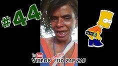 Vídeos Comédia do Zap Zap #44 Vô Mandá Um Abraço Pra Galera Do Batizap !!! - YouTube