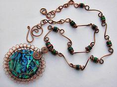 Jewelry Making Bead Necklace Ideas · Handmade Jewelry DesignsHandmade ...