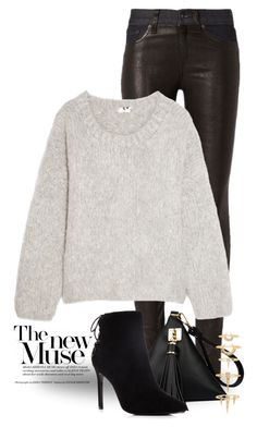 """""""Sep 12th (tfp) 2190"""" by boxthoughts ❤ liked on Polyvore featuring rag & bone, Chloé, Charles David, Luv Aj and tfp"""