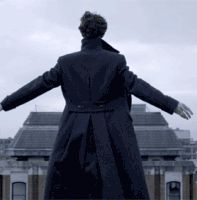 So this is how Sherlock survived. (gif)
