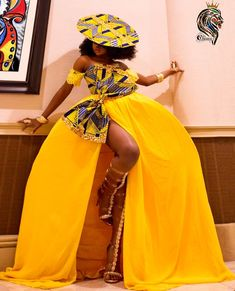 Chimzi Fashion, a US based brand, just released a fabulous set of bold African print inspired clothes. African Prom Dresses, Latest African Fashion Dresses, African Print Fashion, Africa Fashion, Ankara Fashion, African Prints, African Fabric, Short Dresses, African Attire