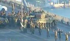 Turkey military coup surrender Ankara Istanbul revolution fails
