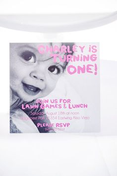 Inspired by This Pink and Gold First Birthday Celebration | Inspired by This Blog