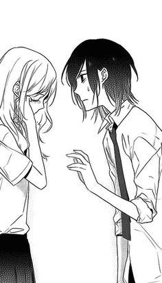 Horimiya #horimiya #manga #shoujo