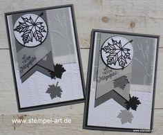 Eine Trauerkarte… | StempelArt