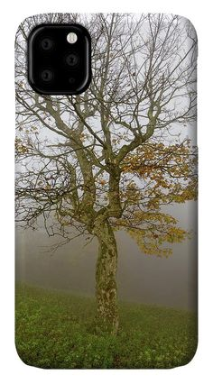 Tree with yellow leaves IPhone Case for Sale by Ren Kuljovska.  Protect your iPhone 11 with an impact-resistant, slim-profile, hard-shell case.  The image is printed directly onto the case and wrapped around the edges for a beautiful presentation.  Simply snap the case onto your iPhone 11 for instant protection and direct access to all of the phone's features! #lonelytree #autumnbeauty  #phonecase Iphone 11, Iphone Cases, Autumn Scenery, Yellow Leaves, Photography Awards, Travel Photographer, Basic Colors, How To Be Outgoing, Color Show