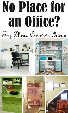 Home Decor unqiuely swish plan number 3317907538 . looking for added trend-setting home styling information, kindly check out the pin this instant. Tiny Office, Home Office Space, Reclaimed Furniture, Repurposed Furniture, Diy Home Decor On A Budget, Home Organization, Organizing, Creative Decor, Stores
