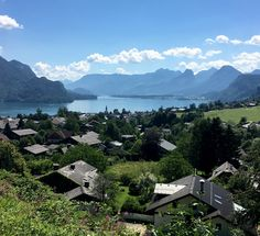 lake region Salzburg, Austria. Home of Mozart & Sound of Music. One of the loveliest cities to visit in Europe.