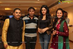 Ad Film maker DY kishore and Sakshi Choudhary  in Its My ad world Event