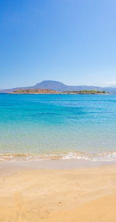 Summer pictures through winter - Marathi beach in Chania, Crete