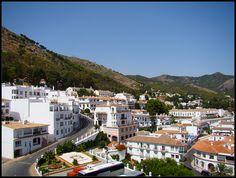 Camino a Marbella parar en Mijas a 30 km de Málaga (2).
