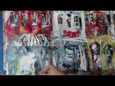 Cityscape Painting Video Demonstration