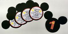 inviti party tema mickey mouse