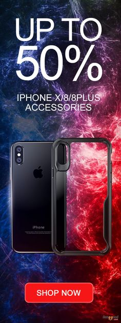 New Arrival for iPhone Cases & Films! Start From $2.99, up to 50% OFF. iPhone X Cases, iPhone 7&8 Cases, iPhone 7Plus&8Plus Cases, iPhone X Screen Protectors, etc. We Offer Best Bang for Your Buck. Shop with fun!