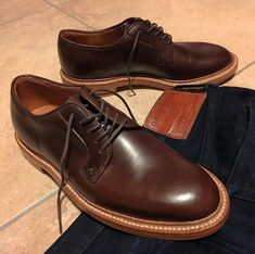 "1,561 Likes, 14 Comments - Grant Stone (@grantstone) on Instagram: ""#Repost @moostang83 ・・・ Finally got a proper shoe to match my raw denim. #grantstone #onidenim"""